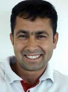 Hauswirt Adil Duran